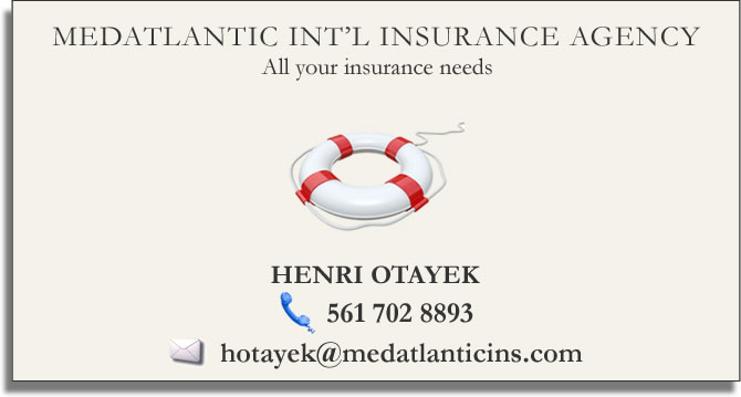 Medatlantic Insurance Agency - Henri Otayek